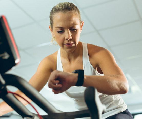 Fitness, die vom Herzen kommt: Cardio-Training