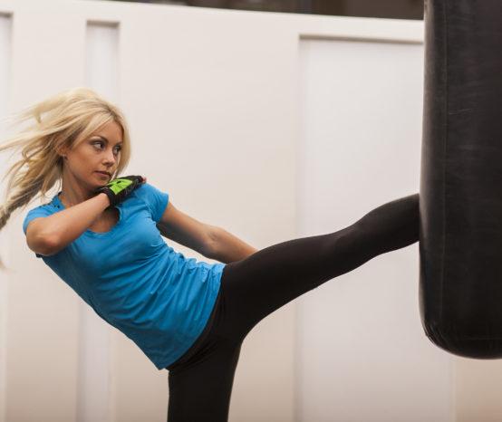 Fitness und Boxen in einem: der Trendsport Fitnessboxen