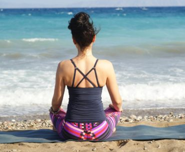 Mit einer Meditationsuhr ohne Zeitdruck meditieren